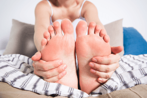 Look after feet Bribie Osteopathy